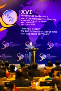 16th Ministerial Conference and the Commemorative Meeting of the 50th Anniversary of the Non-Aligned Movement (NAM)