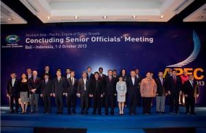 APEC Economic Leaders' Week 2013