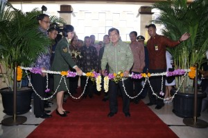 Indonesia International Expo on Military Medicine