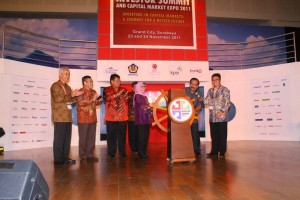 Investor Summit & Capital Market Expo 2011