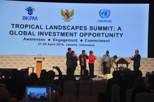 Tropical Landscape Summit : A Global Investment Opportunity